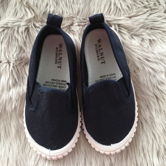 Shoes | Walnut Melbourne Boys Slip On